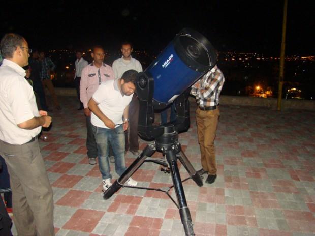 رصد خانه شهرداری فسا1