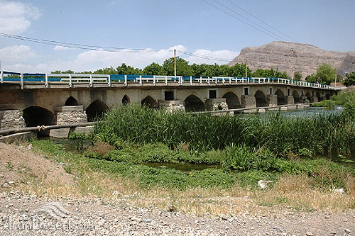 پل چوم، اصفهان