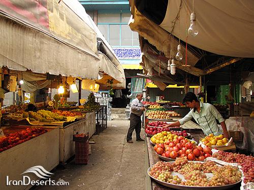 بازار نعلبندان، گرگان