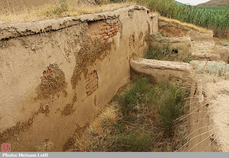 دیوار تاریخی گرگان3