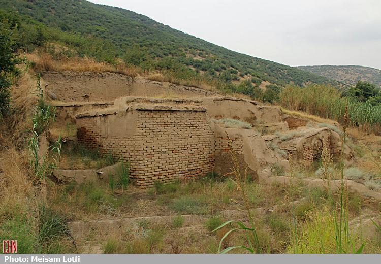 دیوار تاریخی گرگان5