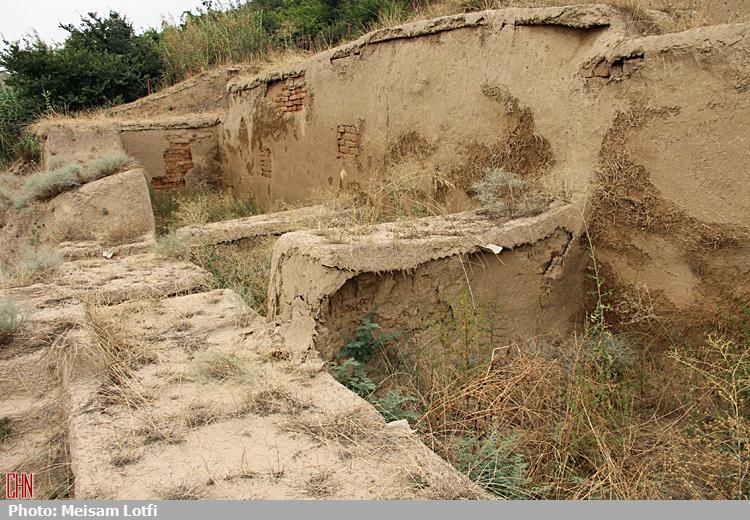 دیوار تاریخی گرگان6