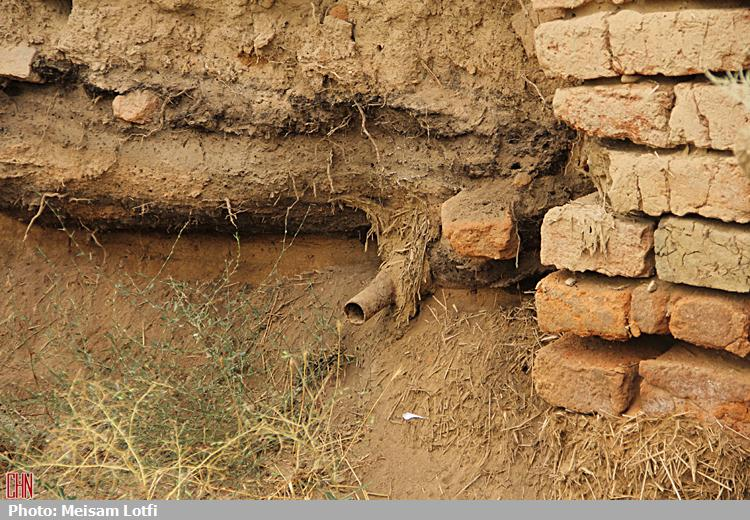 دیوار تاریخی گرگان7