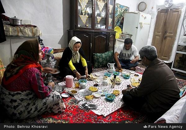 سحری خوانی مازندران