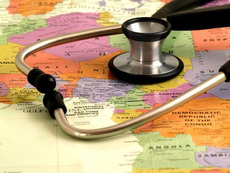 سلامت روانی در خارج از کشور