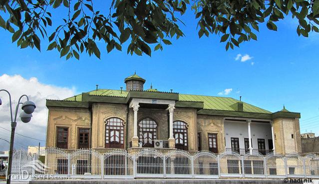 عمارت ذوالفقاری، زنجان