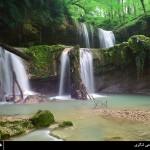 تصاویر هفت آبشار سوادکوه