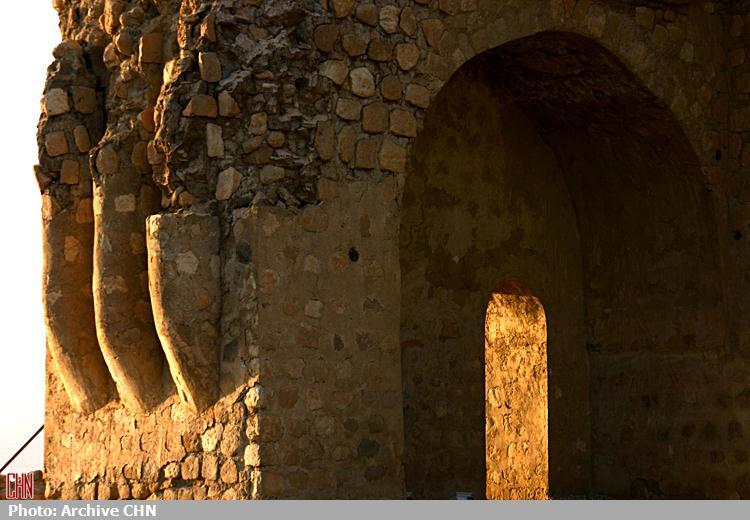 کاخ ساسانی سروستان7