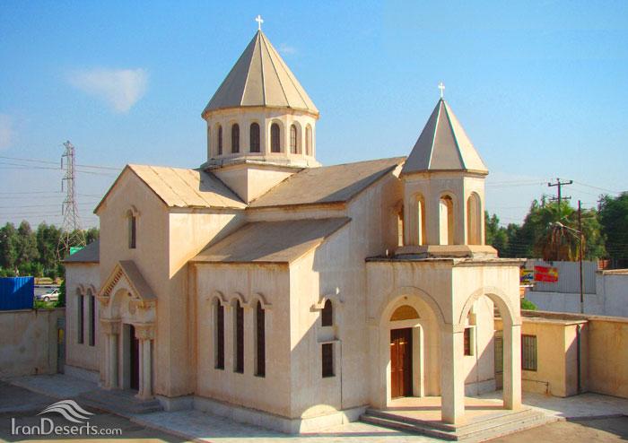 کلیسای سورت گاراپت، آبادان