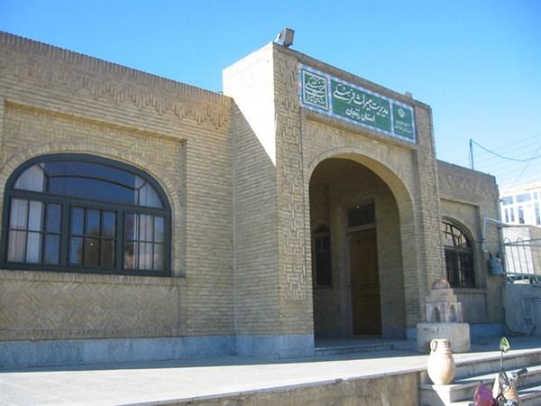 بنای کشتارگاه شهرستان زنجان