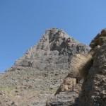 کوه الوند روستای لکان