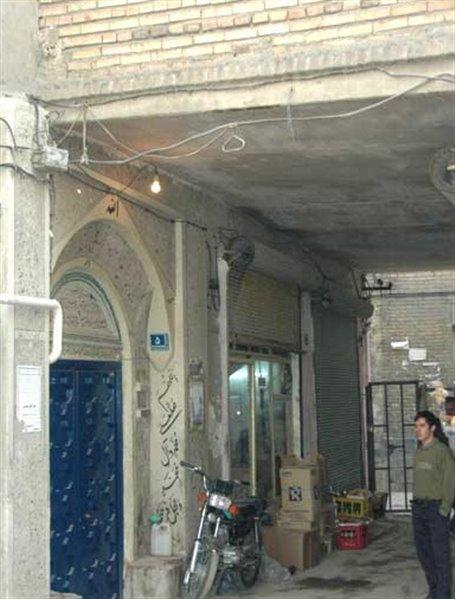 مسجد جزایری (مسجد حاج ابراهیم)