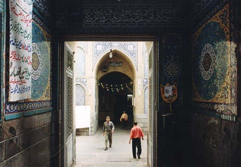 مسجد جزایری (مسجد حاج ابراهیم)1