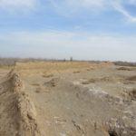 حصار تاریخی روستای ترک آباد یزد