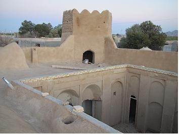 قلعه خسروآباد ابرکوه
